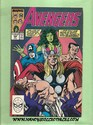 Marvel Comics - Avengers Oct., 1989 Number 308