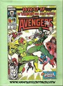 Marvel Comics - The Avengers Nov., 1989 Number 5