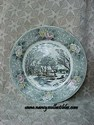 Currier & Ives - Winter In The Country-The Old Grist Mill Plate