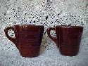 Marcrest Daisy and Dots Mugs