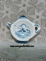 Delft Blue Teabag Holder