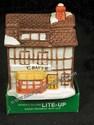 Dicken's Village Lite-Up Clip-On - Baker Ornament-sold