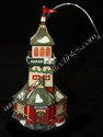 Dept. 56 North Pole Series-Classic Ornament Series - Santa's Lookout Tower