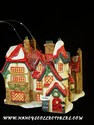Heritage Village Collection - Santa's Workshop Ornament