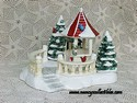 The Original Snow Village - Village Gazebo