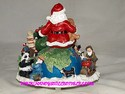 Santa on Globe Musical by Dillard's-view 2