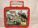 Aladdin - Dino Riders Lunchbox & Thermos Lid