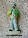 Emmett Kelly, Jr-Clown w/Cabbage by Flambro