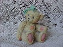 Cherished Teddie Jacki - Hugs and Kisses