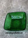 Anchor Hocking Forest Green Bowl-view 2