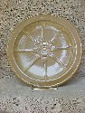 Frankoma Wagon Wheel Plate
