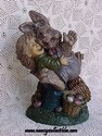 Tom Clark Gnome/Tom Sievers-Good Life Collection - Bunny Hug