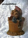 Tom Clark Gnome - Butch, Wick, Biscuit-side
