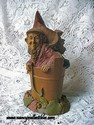 Tom Clark Gnome - Butch, Wick, Biscuit-back