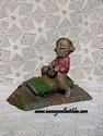 Tom Clark Gnome - Dog-Leg