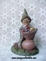 Tom Clark Gnome - Eggbert
