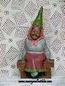 Tom Clark Gnome - Elizabeth