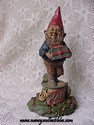 Tom Clark Gnome - Happy