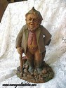 Tom Clark Gnome - Hyke - Retired - Signed