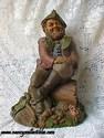 Tom Clark Gnome - Hyke II - Signed