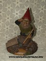 Tom Clark Gnome - Lefty - Retired 1999-sold