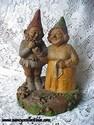 Tom Clark Gnome - Martha and Jay
