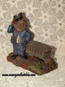 Tom Clark Gnome - Pullman-Signed