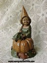 Tom Clark Gnome - Pumpkin