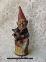 Tom Clark Gnome - Teddy
