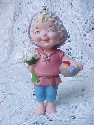 Hallmark Garden Elves Collection - Daisy Days