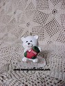Hallmark - Little Frosty Friends-Little Bear
