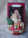 Hallmark Keepsake Evergreen Santa