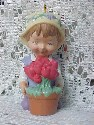 Hallmark Garden Elves Collection - Tulip Time