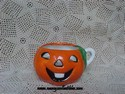 Frankel Jack-o-Lantern tealight holder