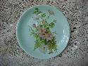 Handpainted Alfred Meakin Celadon Green Plate