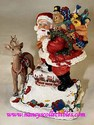 International Resourcing Santa - Christmas Eve Santa - United States-SOLD