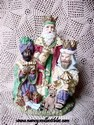 International Resourcing Santa - The Three Magi - Spain