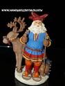 International Resourcing Santa - Joulupukki - Lapland-sold