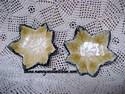 Leaf-shaped Salts