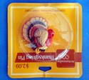 Ambassador/Hallmark Turkey Lapel Pin