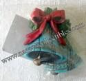 Hallmark Christmas Bells Lapel Pin