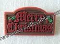 Hallmark Merry Christmas Lapel Pin