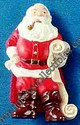 Hallmark Christmas Santa Lapel Pin