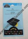 Hallmark Musical Grad Button Lapel Pin