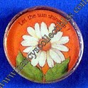 Hallmark Let The Sun Shine In! Magnet