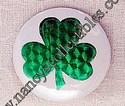 Hallmark Shamrock Lapel Pin