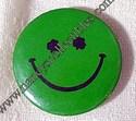 Hallmark Smiley Face Button Lapel Pin