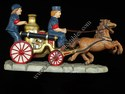 Lefton Colonial Village - Fire Wagon