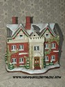 Lefton Colonial Village - The Hermitage - Retired,1998