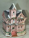 Lefton Colonial Village - The Kirby House - Retired 1994-sold